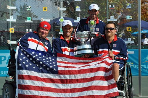 2011 WTC Champions-Quad Division